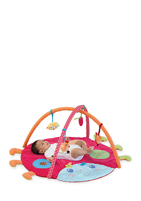 Kaloo Colors Activity Toys Ladybug Playmat