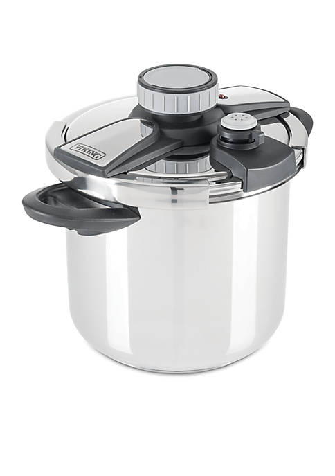 Easy Lock Clamp Pressure Cooker With Steamer