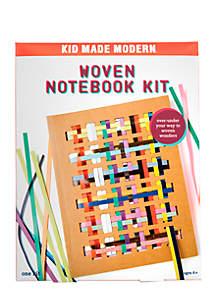 Woven Notebook Craft Kit