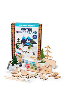 Winter Wonderland Craft Kit