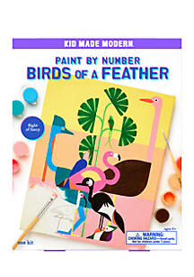 Paint By Numbers- Birds Of A Feather