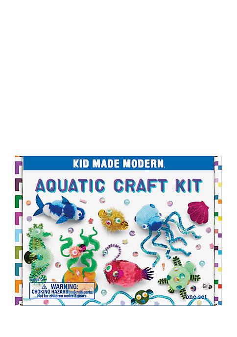 Kid Made Modern Aquatic Craft Kit