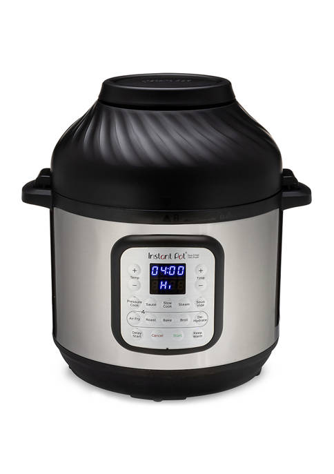 Duo Crisp 8 Quart Multi-Use Programmable Pressure Cooker and Air Fryer Combo