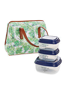 Crown & Ivy™ Palms Bakersfield Lunch Kit