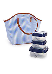 Sammy Stripe Davenport Lunch Kit