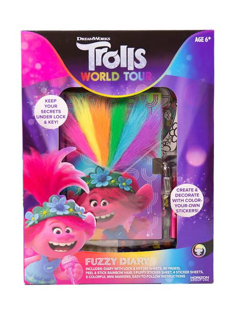 DreamWorks Trolls™ Trolls Fuzzy Diary