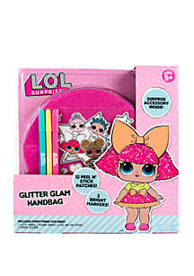 Glitter Glam Bag