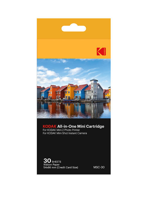 Kodak 30 Pack Mini Cartridge