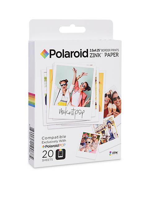 Polaroid Pop Instant Film (20 Pack)