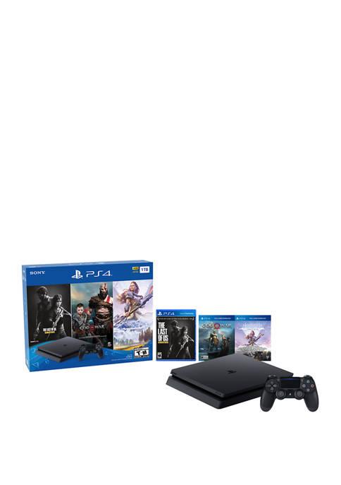PlayStation 4 Console Bundle