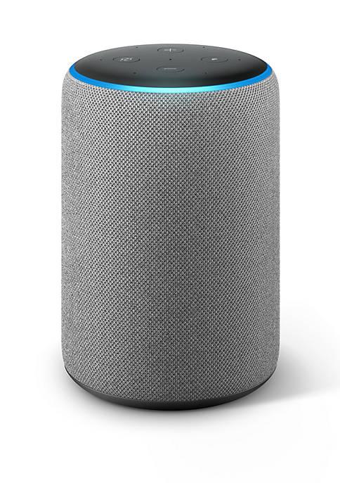 Amazon Echo Plus Heather Gray 2nd Generation