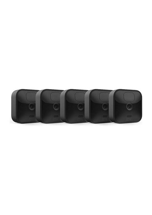 Amazon Outdoor Security Camera 5 Kit