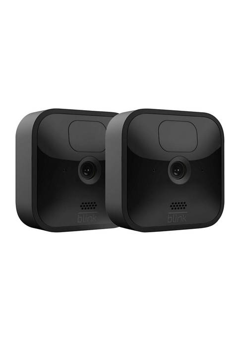 Amazon Outdoor Security Camera 2 Kit