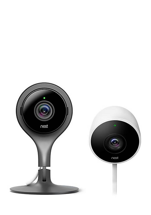 Indoor and Outdoor Cameras