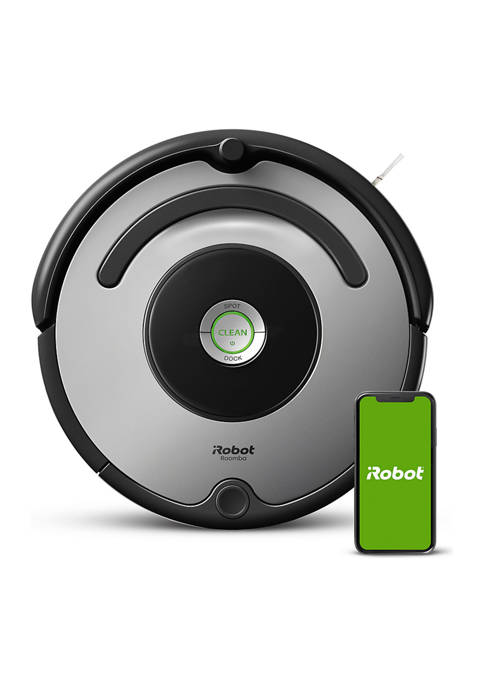 677 Wi-Fi® Connected Robot Vacuum