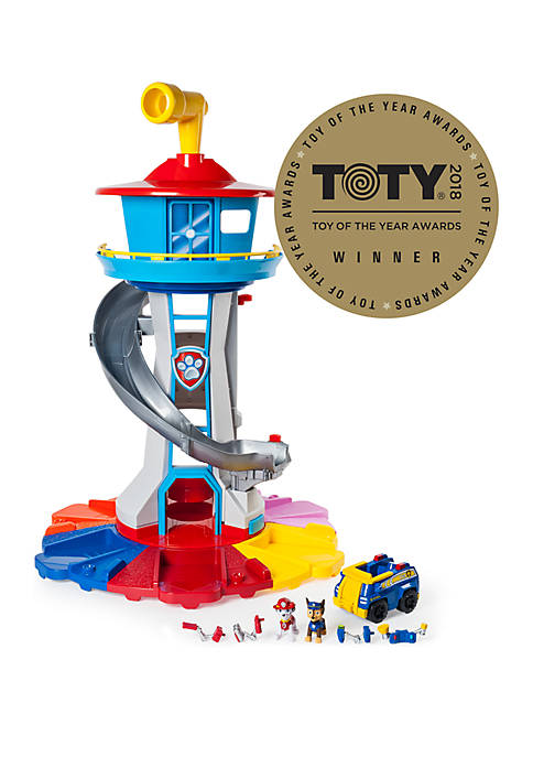 My Size Lookout Tower with Exclusive Vehicle