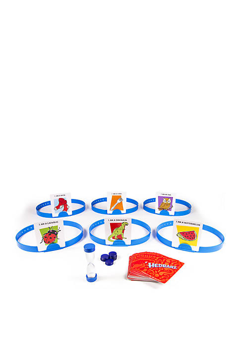 Spin Master Games HedBanz Board Game Second Edition