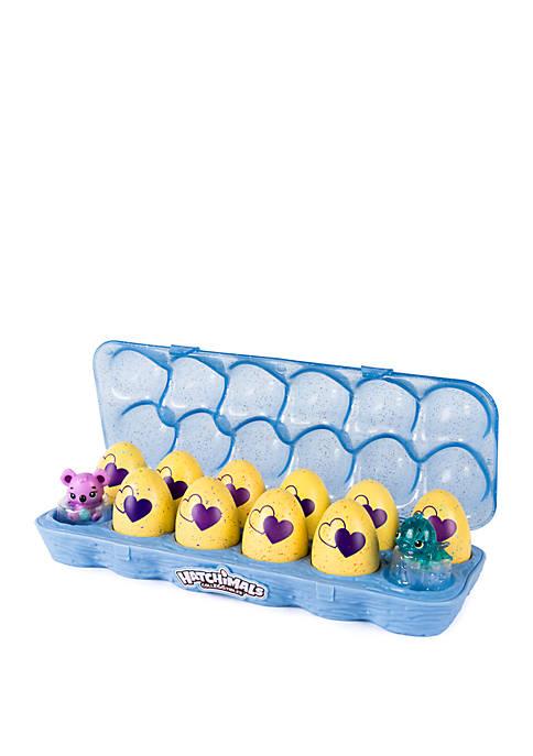 HATCHIMALS CollEGGtibles Egg Carton