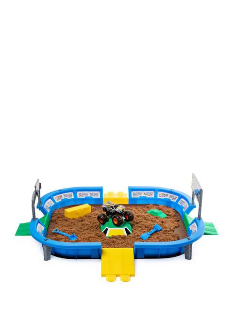 Kinetic Dirt Arena Playset