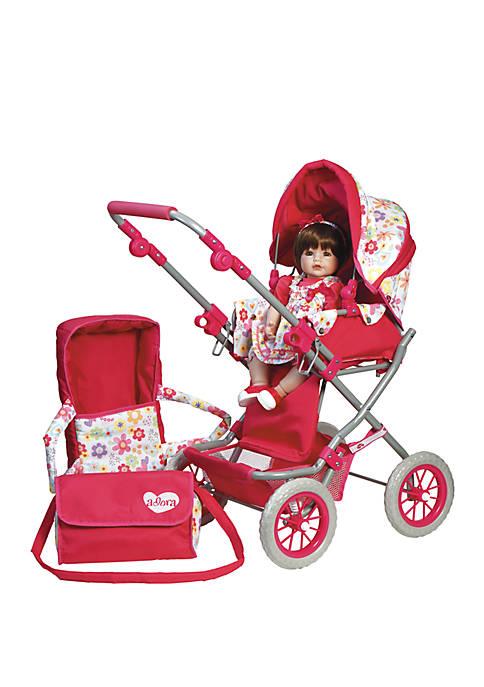 Adora Deluxe Stroller