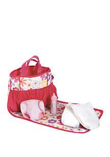 Adora Diaper Bag With Accessories