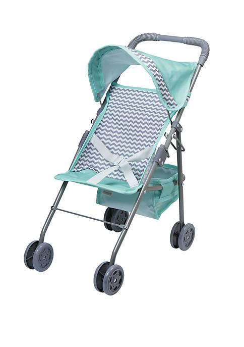 Zig Zag Medium Shade Umbrella Stroller