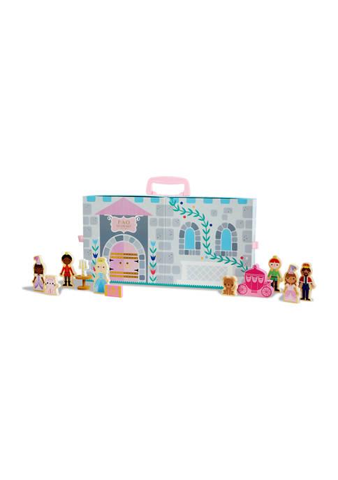 FAO Schwarz 13 Piece Toy Play Set with