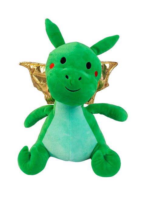 FAO Schwarz 17 Inch Toy Plush Dragon with