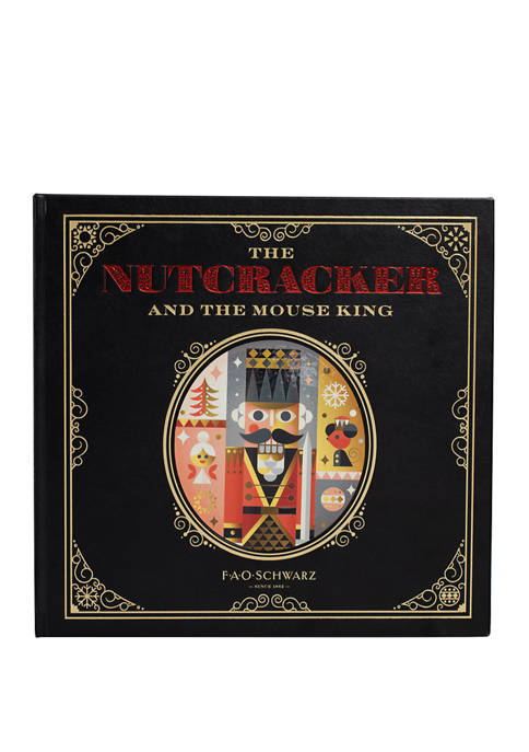 FAO Schwarz Book The Nutcracker PDQ