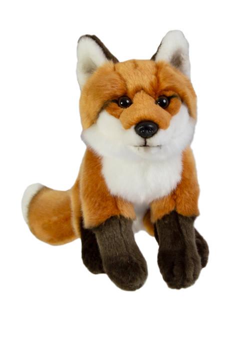FAO Schwarz 10 Inch Toy Plush Fox