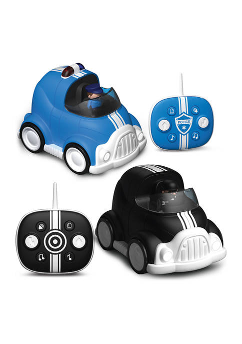 FAO Schwarz Toy RC Cars Lights and Sounds