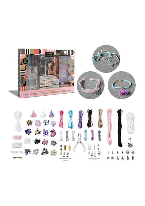 Girls DIY Jewelry Designer Set