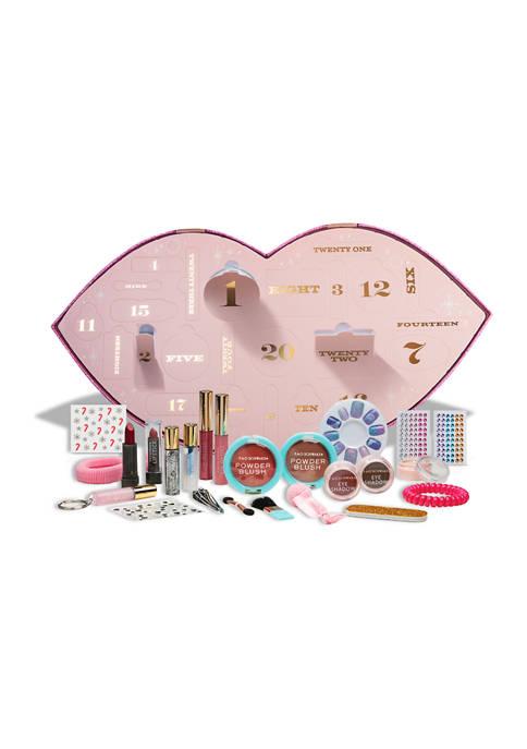 Makeup and Cosmetics 24-Days Surprise Advent Calendar