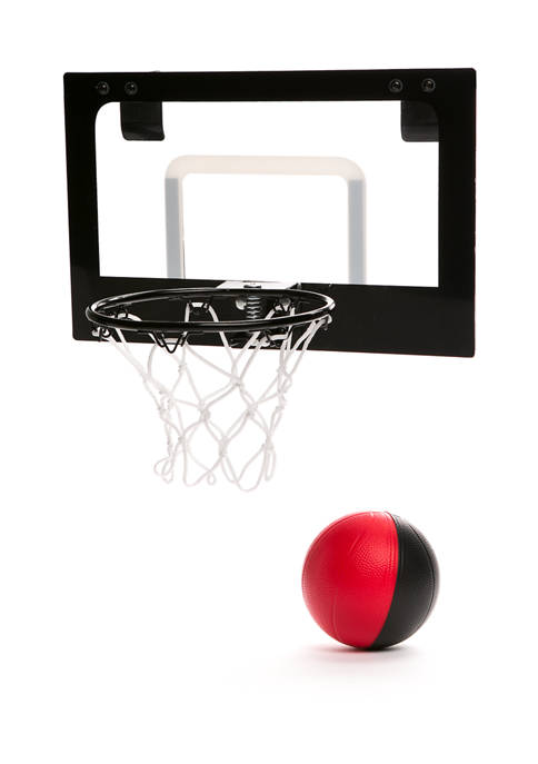 Pro-Style Hoop with Mini Basketball