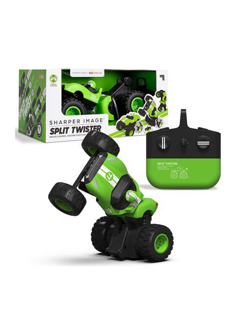 Sharper Image Twist & Shout Wireless Remote-Control Stunt