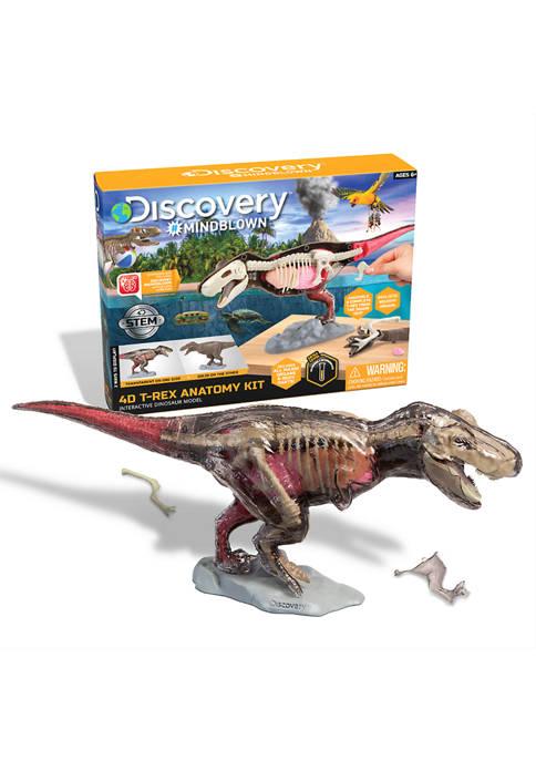 Discovery Mindblown 4D T-Rex Dinosaur Anatomy Kit