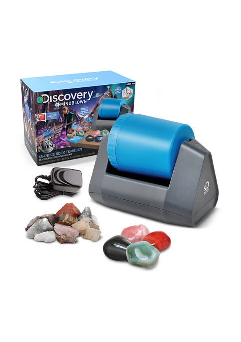 Discovery Mindblown Toy Rock Tumbler