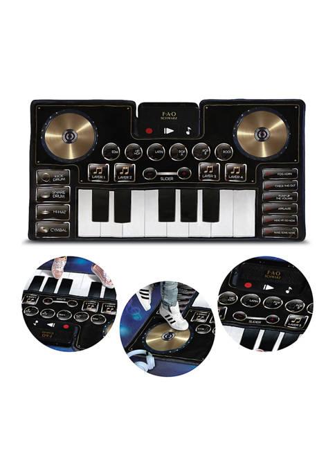 FAO Schwarz Giant Electronic Dance Mat DJ Mixer