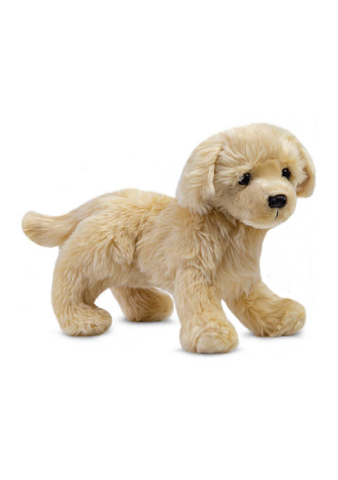 FAO Schwarz Golden Retriever 20 inch Puppy Dog