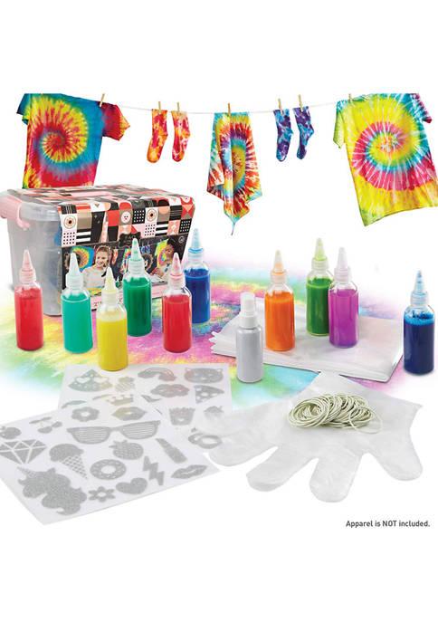FAO Schwarz 10 Colors Tie Dye Ultimate DIY