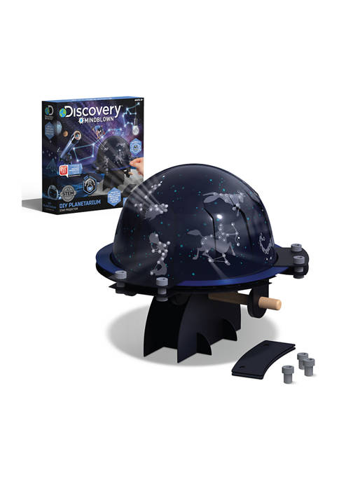 Discovery Mindblown DIY STEM Solar Planetarium Kit
