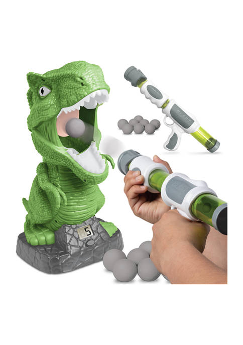 Discovery Kids Hungry T-Rex Feeding Game