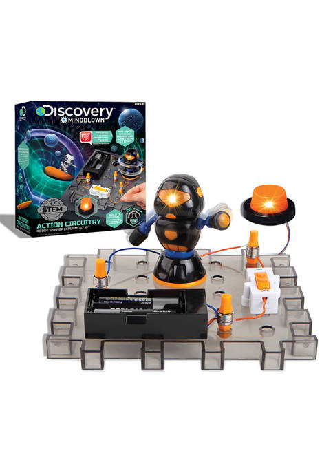 Discovery Mindblown Action Circuitry Electronic Experiment Mini