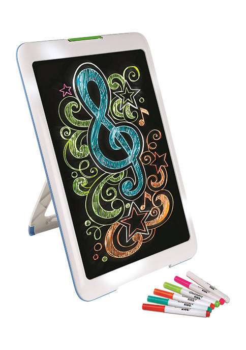 Discovery Kids Toy Drawing Light Designer Wide Screen