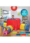 3 in 1 Tent Tunnels Toy