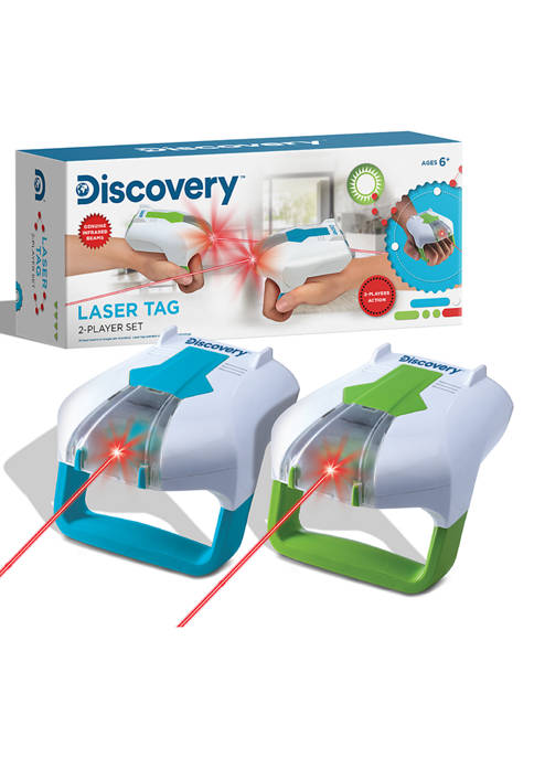 Discovery Kids Toy Laser Tag