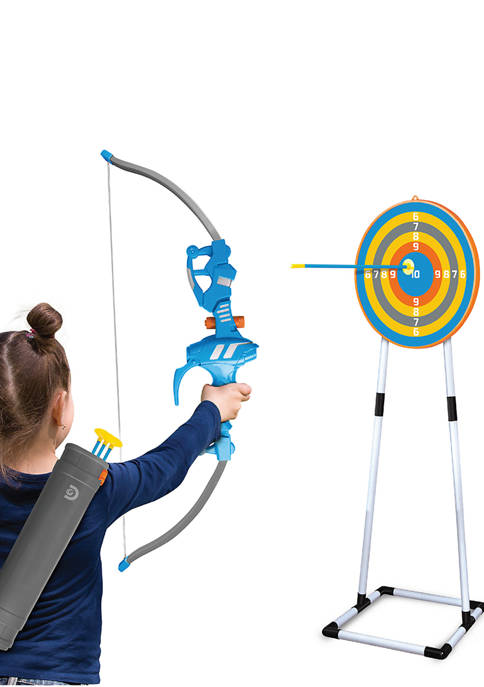 Discovery Kids Bullseye Outdoor Archery Set