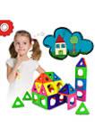 Toy Magnetic Tiles 24-Piece Set