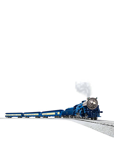 Comet Electric O Gauge Model Train Set with Remote and Bluetooth Capability