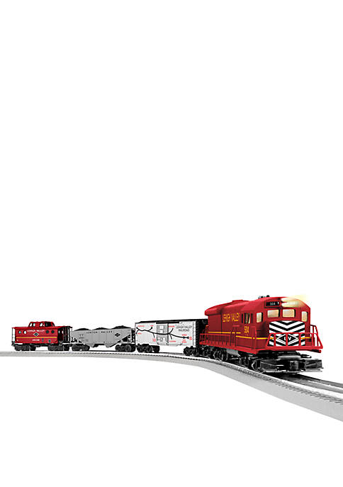 Lionel Trains Lehigh Valley U36B LionChief Set